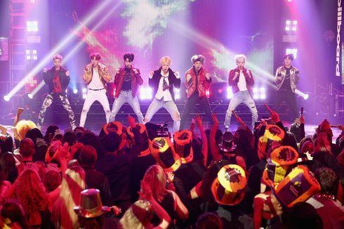 Setelah MIC Drop, BTS Raih Sertifikasi Emas untuk Lagu DNA di Amerika