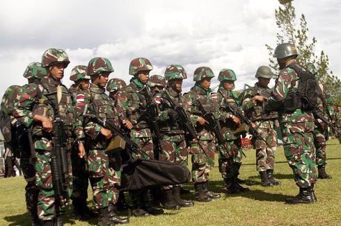 5 Fakta Misi Pengamanan Nduga Papua, Pos TNI Kembali Diserang hingga Kekecewaan Jimmy