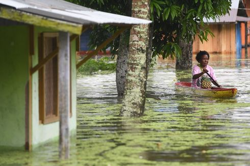 Masa Tanggap Darurat Bencana Banjir Bandang di Papua Berlaku Hingga 29 Maret 2019