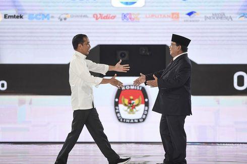 Menurut Jokowi, Ini Pentingnya Bertemu Prabowo