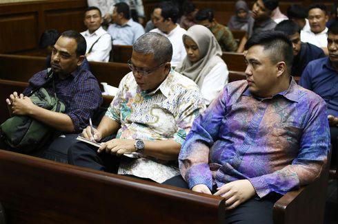 Kasatker SPAM Strategis Kementerian PUPR Dituntut 8 Tahun Penjara