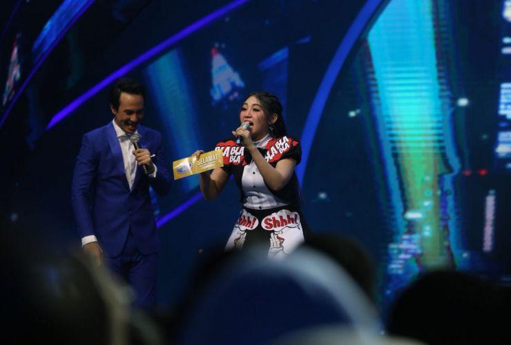 Dua Kali Ikut Audisi Indonesian Idol, Via Vallen Akhirnya Dapat Golden Ticket