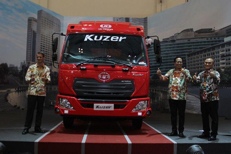 UD Trucks perkenalkan light duty terbaru, Kuzer