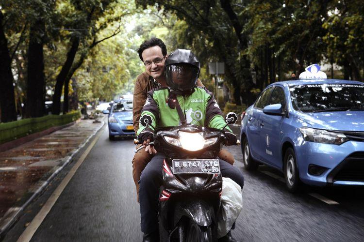 Gojek, salah satu startup asal Indonesia.