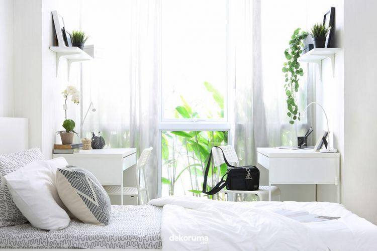 5 Tips Dekorasi Kamar Tidur untuk Kamar Sehat dan Nyaman