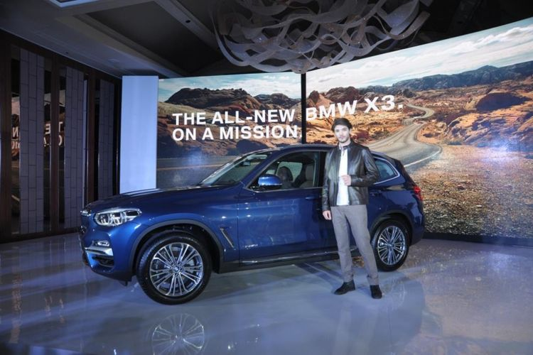 Peluncuran All New BMW X3
