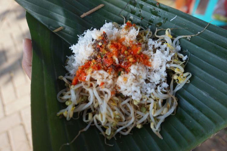 Cukulan Ampas, Kuliner Khas Warga Penataban Banyuwangi saat Lebaran