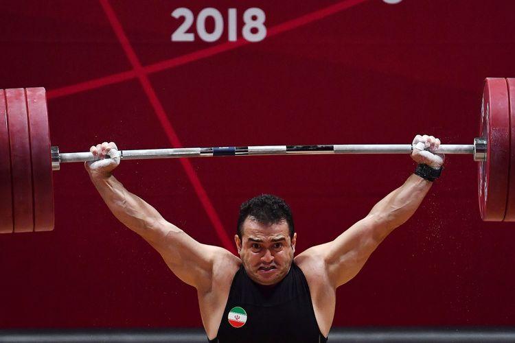 Sohrab Moradi - Asian Games 2018