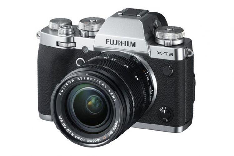 Mirrorless Kelas Atas Fujifilm X T3 Resmi Meluncur Harganya