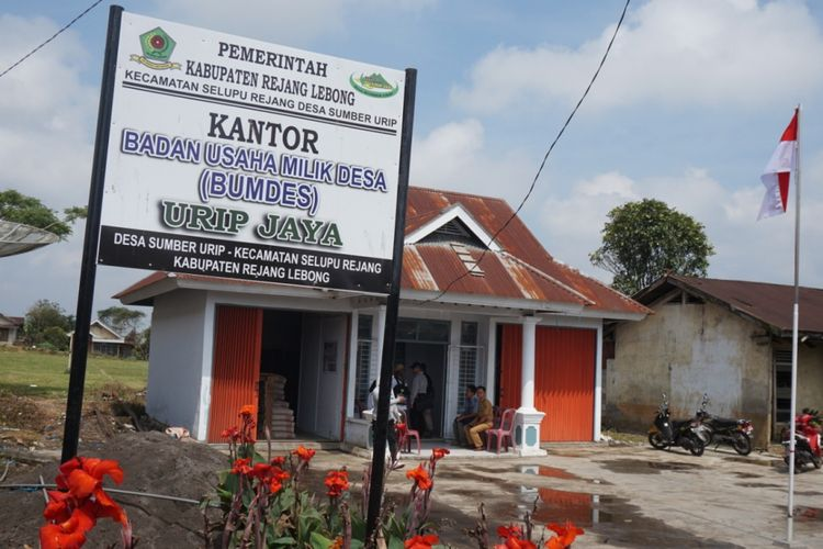 Peran BUMDes Tingkatkan Kesejahteraan Warga Desa Sumber Urip