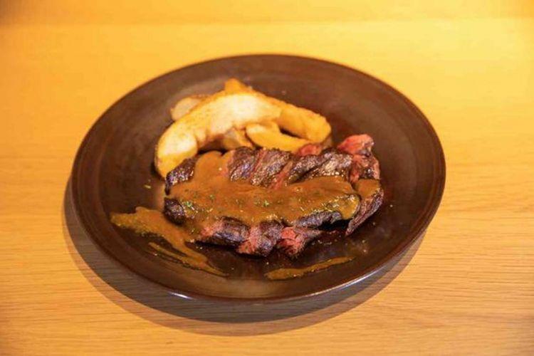 Harami steak