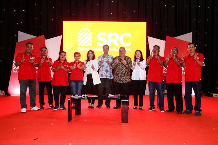 Hari Ulang Tahun Sampoerna Retail Community (SRC).