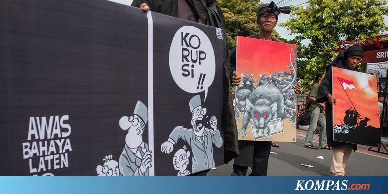 ICW: Tuntutan Pidana Kepala Daerah yang Ditangani KPK Tergolong Rendah
