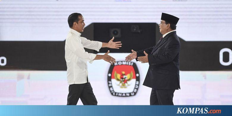 Kata Hashim, Luhut Panjaitan Diutus Jokowi untuk Bertemu Prabowo