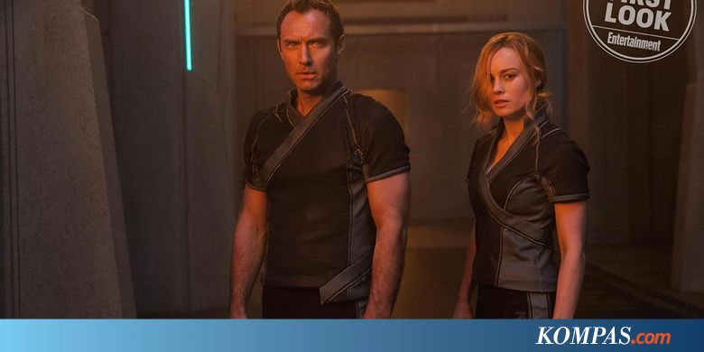 Misteri Film Captain Marvel yang Tak Sengaja Terungkap