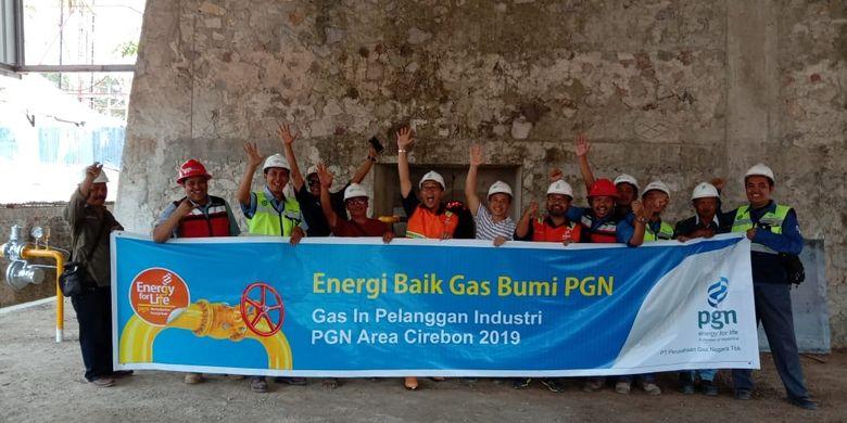 Dukung Efisiensi Bahan Bakar, PGN Perluas Aliran Gas Bumi ke Majalengka