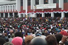 Tokoh Agama di Papua Imbau Masyarakat Tenang dan Percayakan Masalah Hukum ke Polisi