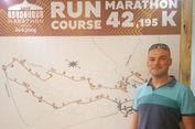 Ikut Borobudur Marathon 2018, Pria Polandia Ini Ingin Pecahkan Rekor Dunia