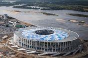 Bernilai Rp 4 Triliun, Stadion Nizhny Novgorod Pernah Terbakar