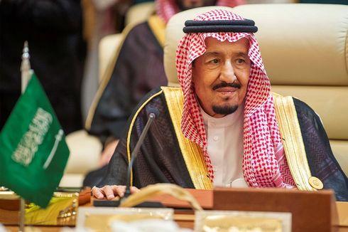 Raja Salman: Saya Mengucapkan Selamat Idul Fitri dari Rumah Tuhan