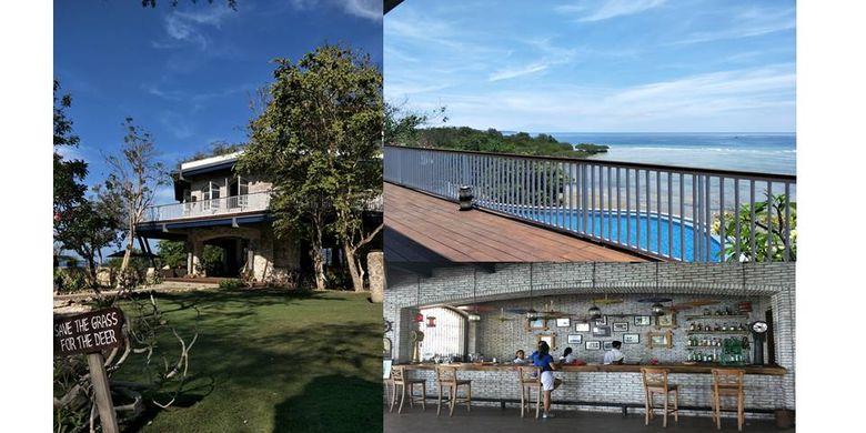 The Octagon, salah satu restoran di Plataran Menjangan Resort & Spa yang berada di kawasan Taman Nasional Bali Barat