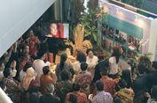 Bersama Puan, Megawati Tiba di TIM Rayakan HUT ke-71