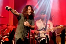 Chris Cornell Meninggal Dunia usai Tampil Bareng Soundgarden