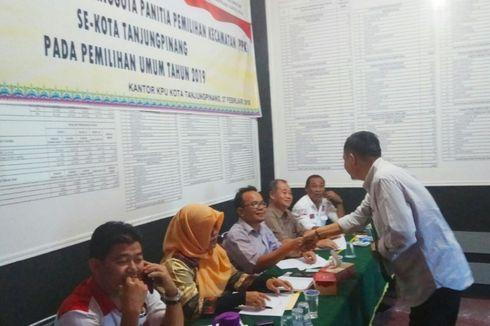 KPU Pusat Akhirnya Tetapkan 3 Dapil di Tanjungpinang untuk Pemilu 2019