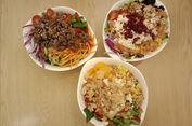 Mencicipi Salad Bercita Rasa Prancis, Thailand, dan Amerika
