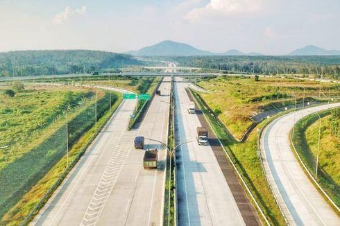 Kesaksian Sopir Logistik Lintasi Tol Trans-Sumatera