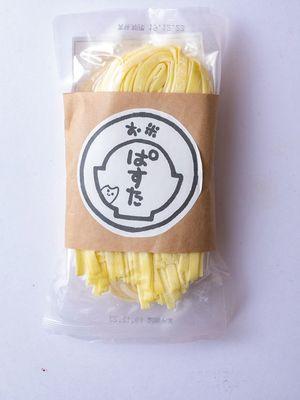 rice pasta.