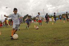 Pelatih Lintas Benua Perkenalkan Sepak Bola Pendidikan