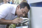 Ada Kran Air Minum di Taman Indonesia Kaya dan Simpang Lima Semarang