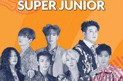 Super Junior Kaget Saat Diminta Tampil di Penutupan Asian Games 2018