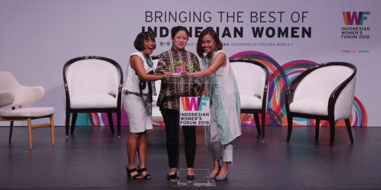 Menko PMK Ingin Kapasitas Ekonomi Digital Perempuan Meningkat