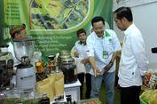 Presiden Jokowi Kunjungi Pameran Asian Agrikultur