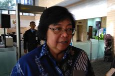 Menteri Siti Nurbaya Minta Bantuan KPK Tangani Eksekusi Lahan Milik DL Sitorus