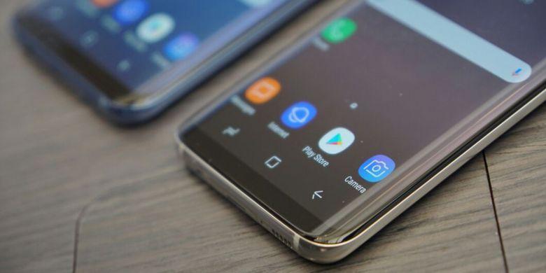 Galaxy S8 dan S8+