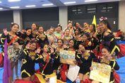 Tepis Stigma Negatif 'Cheerleaders' lewat Prestasi Internasional
