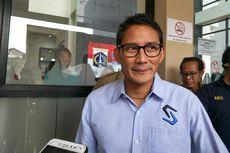 Sandiaga Uno akan Syukuran Kemenangan di Aceh