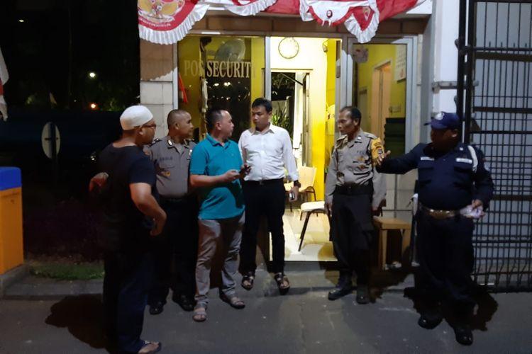 Penembak anjing di Tangerang diringkus polisi di kediamannya pada Rabu (14/8/2018).