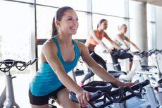 Rutin Bersepeda Intensif Cegah Penuaan