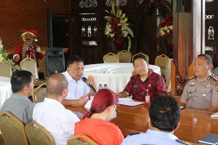 Gubernur Sulut Temui Pengusaha Perikanan