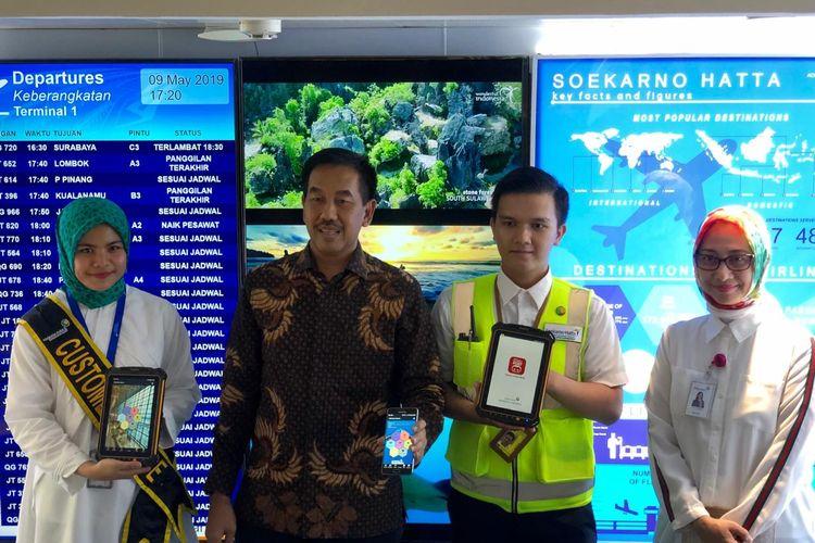 Garap Pasar Milenial, AP II Resmikan iMATE Lounge ke-3 di Bandara Soekarno-Hatta