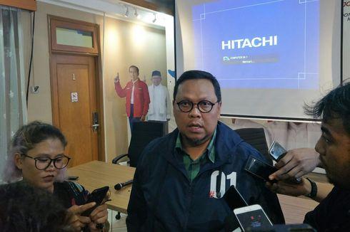 Timses Jokowi: Kami Akui Kalah di Riau, tetapi Tak Sebesar yang Diklaim Kubu 02