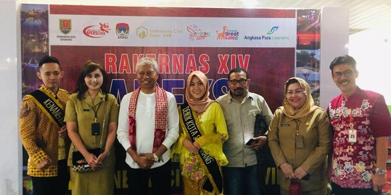 Sambut Rakernas APEKSI 2019, Pemkot Semarang Nyatakan Kesiapannya