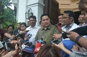 Erick Thohir Persilakan Relawan dan Pemilih Jokowi-Ma'ruf Gelar Syukuran