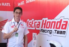Nahkoda Baru Divisi Motorsport Astra Honda Motor