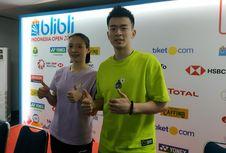 Hasil Indonesia Open 2019, Zheng Siwei/Huang Yaqiong Raih Gelar Ganda Campuran