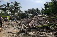 Banjir Bandang Hanyutkan Satu Pesantren saat Santri Berbuka Puasa
